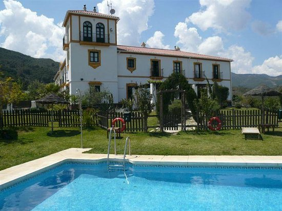 Tolox, Spanien: Hotel Cerro de Hijar