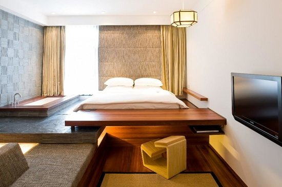 Urban holiday hotel shanghai dajiangnan china motel for Boutique hotel 6 rooms