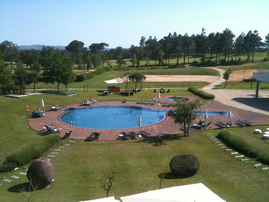 Melia Golf Vichy Catalan: piscina