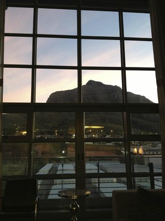 DoubleTree by Hilton Cape Town - Upper Eastside: View