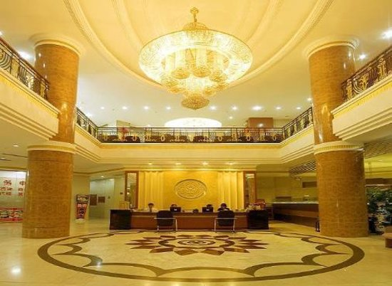 Dalian Golden Luck Hotel