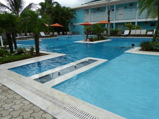 Pousada Port Louis: Piscina
