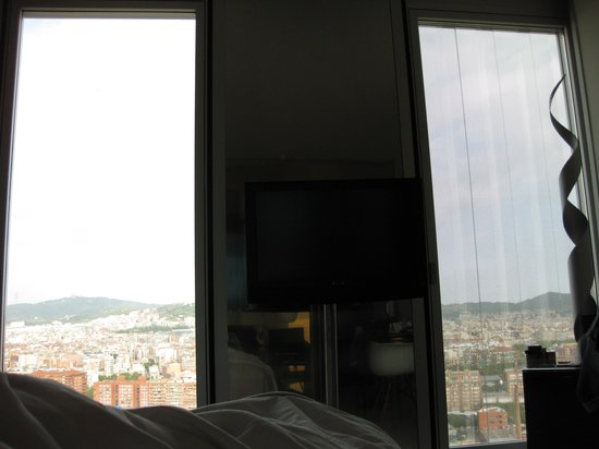 Melia Barcelona Sky: habitacion1