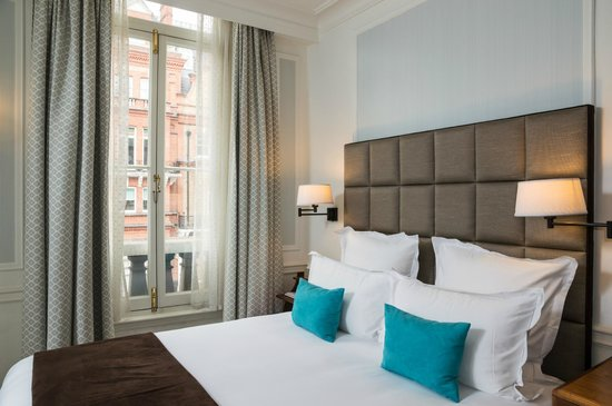 Sloane Square Hotel: Club room