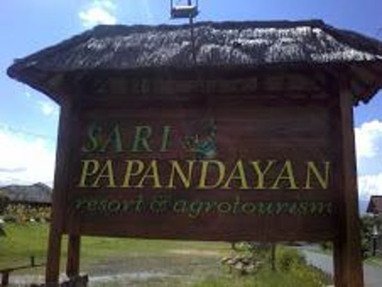 Sari Papandayan Resort