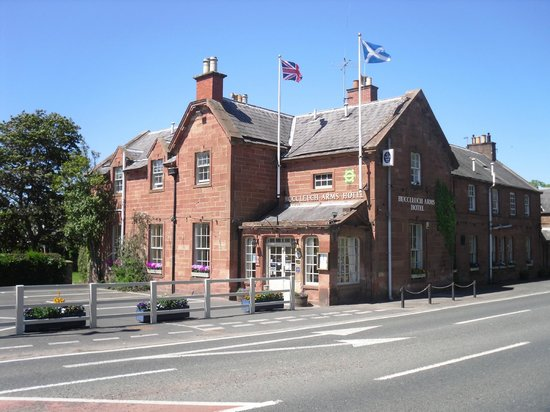 Buccleuch Arms Hotel Scottish Borders