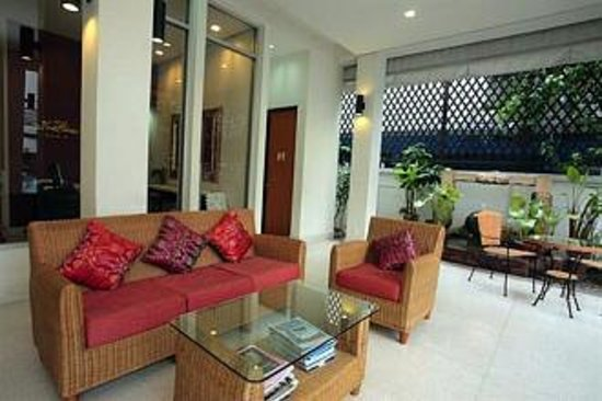 Baan Silom Soi 3: Boutique Accommodation