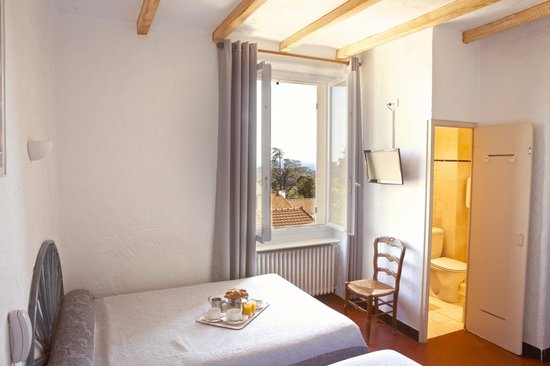 La Bienvenue: Chambre triple avec vue mer