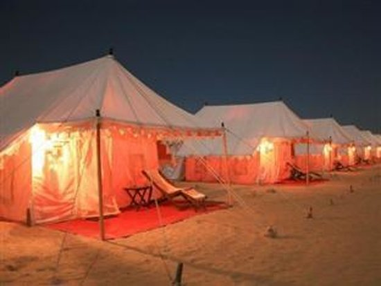 Photo of Vallabh Darshan Desert  Camp Sam Sand Dunes Jaisalmer