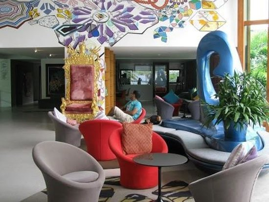 B-Lay Tong Phuket, MGallery Collection: main lobby