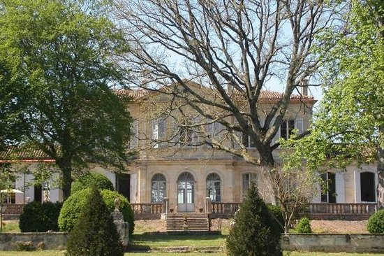Chateau Couloumey