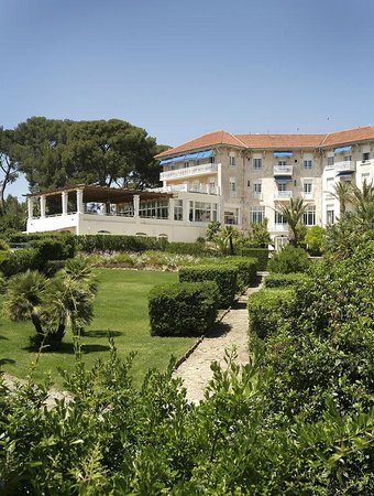 Photo of Grand Hotel Les Lecques Saint Cyr sur mer