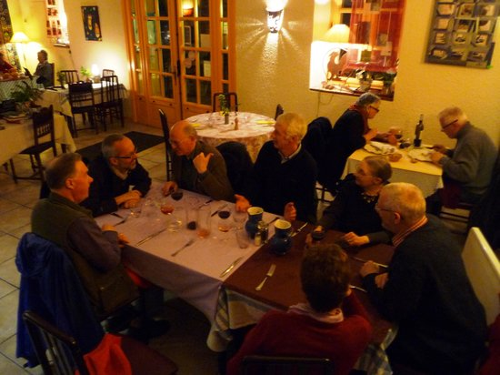 Salleles-d'Aude, Frankrike: A great evening