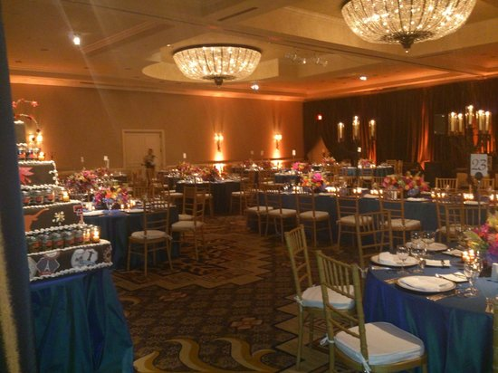 Four Seasons Hotel Austin: The Ballroom