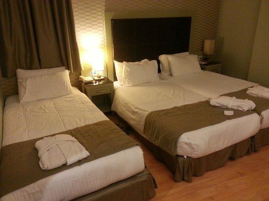 Hotellino Istanbul: Triple bedroom