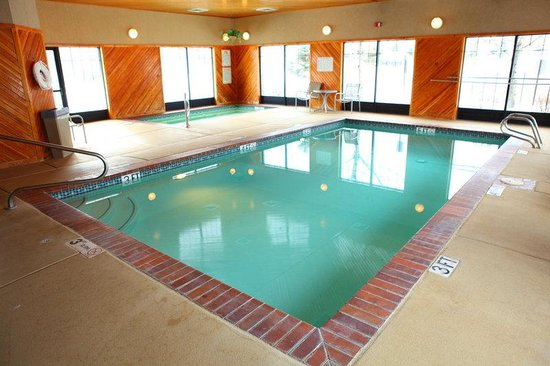 Holiday Inn Express Park City: Indoor Swimming Pool
