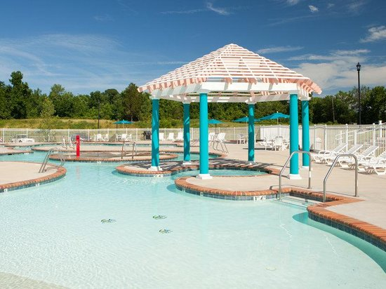 Parkside Resort: Parkside Pool