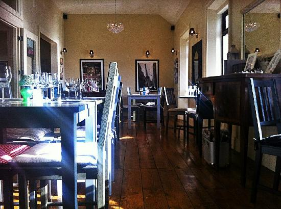 Skerries, Irlanda: Dining Room