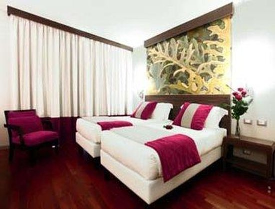 Ramada Plaza Milano: Twin Room