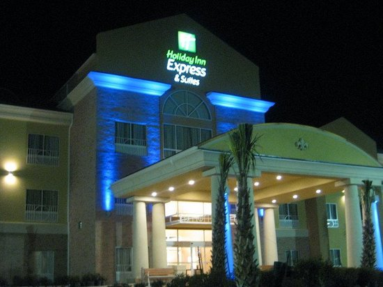 Holiday Inn Express Baton Rouge North: Hotel Exterior