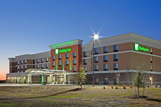 Holiday Inn Austin North-Round Rock: Hotel Exterior