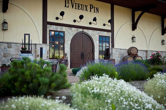 Le Vieux Pin Winery