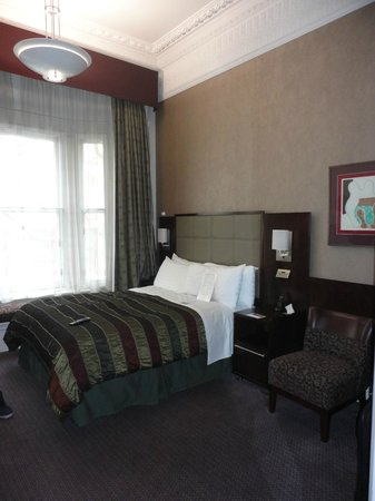 The Grand at Trafalgar Square: Room 203