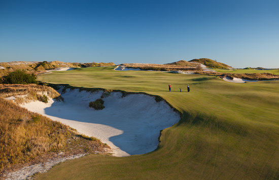 Bowling Green, FL: Streamsong Red #16 Coore and Crenshaw