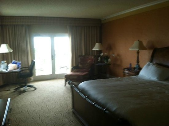 Safety Harbor Resort and Spa: Bedroom