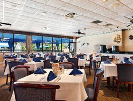 Howard Johnson Plaza Altamonte Springs Orlando North: Restaurant