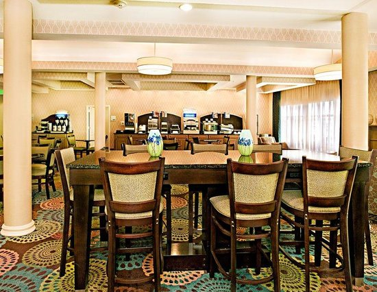 Holiday Inn Express Hotel & Suites Bossier City: Breakfast Area