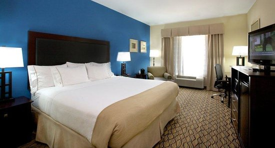Holiday Inn Express Hotel & Suites Bossier City: King Guest Room