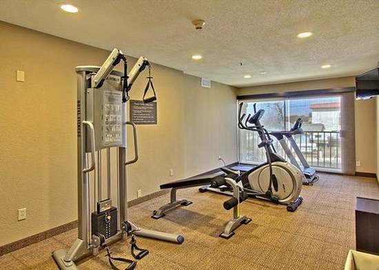 Comfort Inn Morro Bay: fitness center