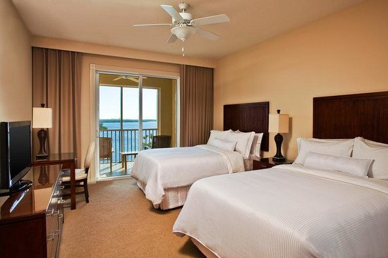 The Westin Cape Coral Resort At Marina Village : Double Guest Room