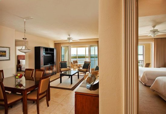 The Westin Cape Coral Resort At Marina Village: Two Bedroom Suite
