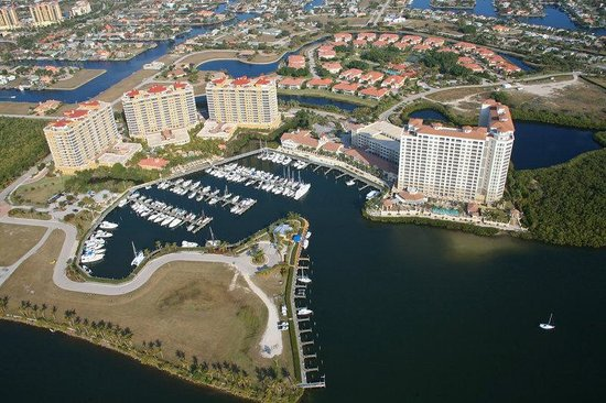 The Westin Cape Coral Resort At Marina Village : Marina