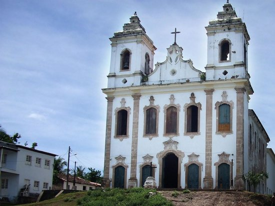 Santo Amaro attractions