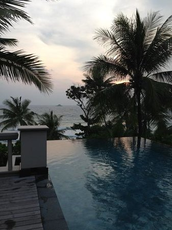 Trisara Phuket: view from our private villa