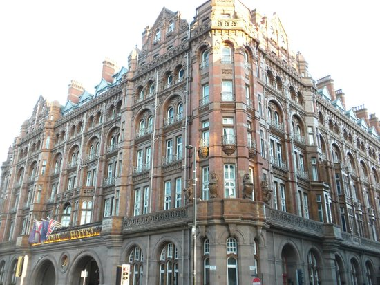 The Midland: Midland Hotel. Manchester