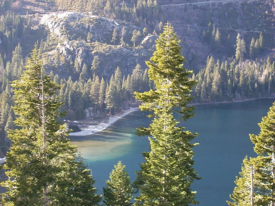 Harrah&#39;s Lake Tahoe: Emerald Bay