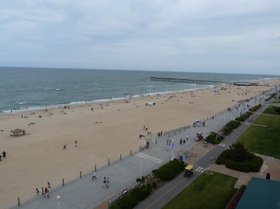 Country Inn & Suites Virginia Beach Oceanfront: Fair value for oceanfront location