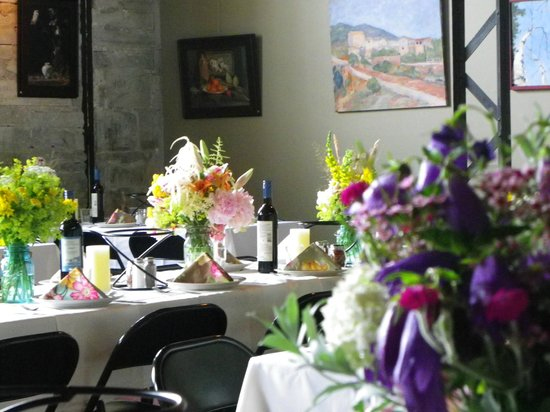 Middlebury, VT: Host your rehearsal dinner, wedding reception or other special event with us