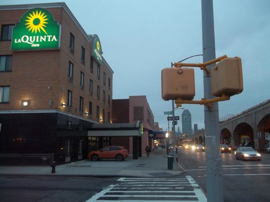 La Quinta Inn Queens New York City: Long Island City, NY