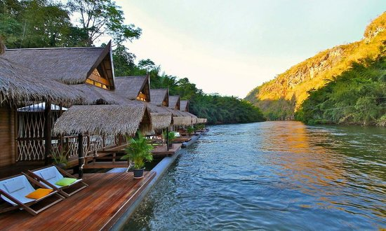 Photo of River Kwai Elephant Village Resort Kanchanaburi
