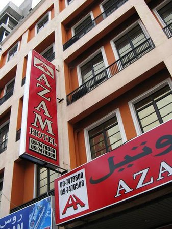 Azam Hotel