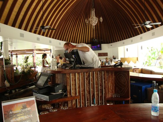 Nikki Beach Bungalow Resort: Bar