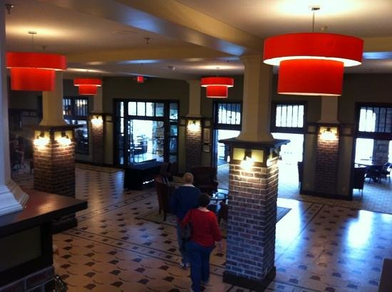 Excelsior Springs, MO: Lobby