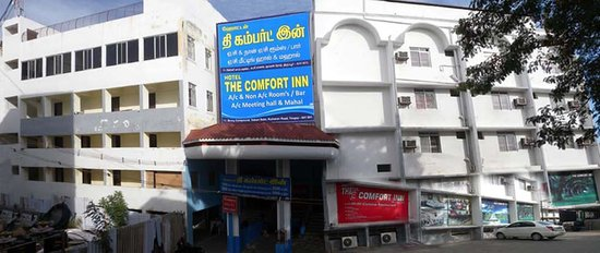 Hotel The Comfort Inn