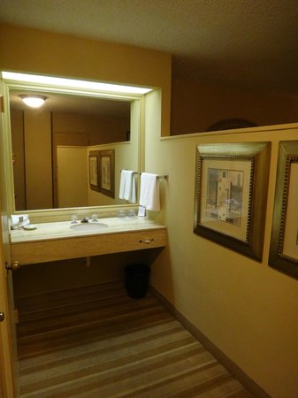 Hyatt Regency Miami: Bath room