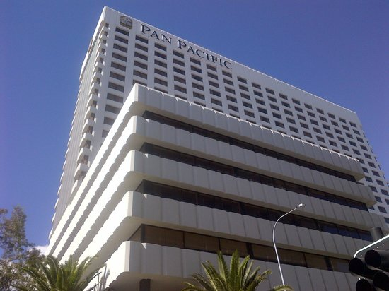 Pan Pacific Perth: It looks good for 30+ years old